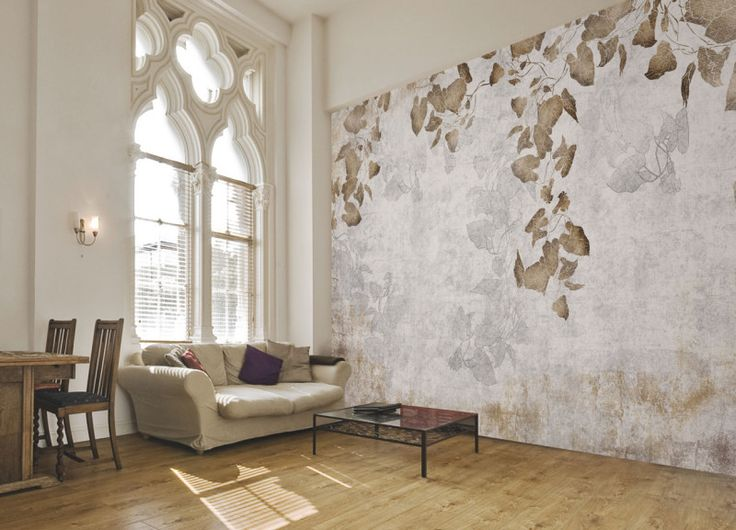 Mural Growing Ivy by SmartDeco wallpapers