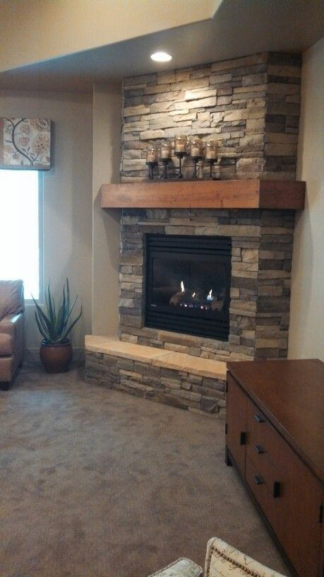 78 Best Images About Basement Fireplace On Pinterest