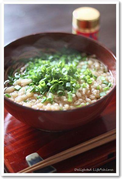 ひとりランチにたぬき蕎麦 by chimaさん | レシピブログ - 料理ブログ ...