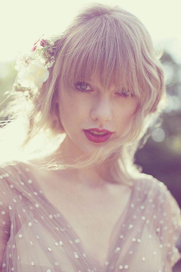 Taylor Swift ~ Album art for RED