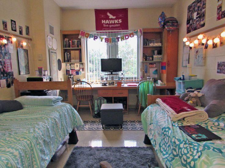 Saint Joseph's university mcshain dorm room