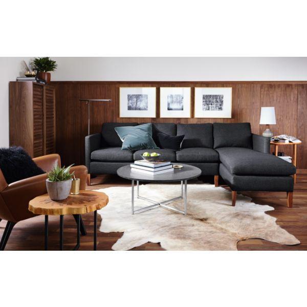 13 best Cognac sofa living room images on Pinterest ...