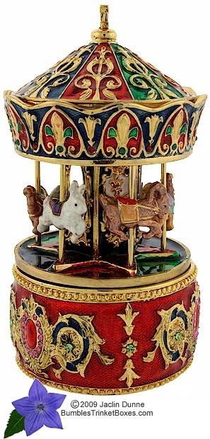 Trinket Box: Carousel Music Box카지노사이트게임 SOD398.COM 바카라싸이트 온라인바카라