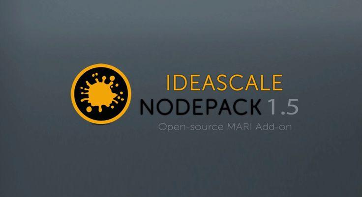 Ideascale Nodepack 1.5 Release