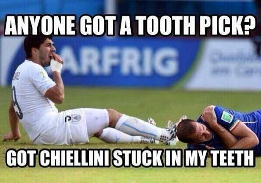 suarez meme bite - Google Search