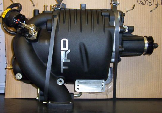 COMPLETE Supercharger Kit Tacoma, 4Runner 3.4