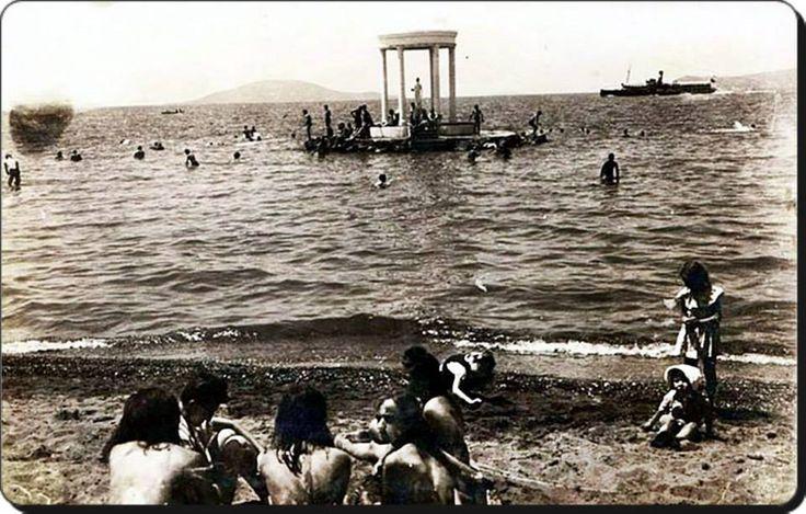Süreyya Plajı, Maltepe, Istanbul.