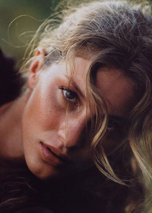 Gisele Bundchen- I totally wanted to be her in my younger years. She is beautiful.