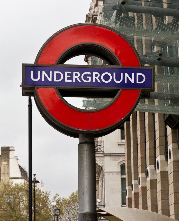 Underground - Métro de Londres, Angleterre