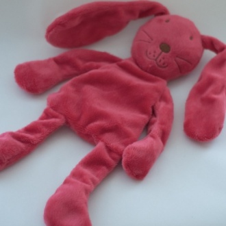 Ruby the Bunny ~ soft and cuddly ~ $32.00