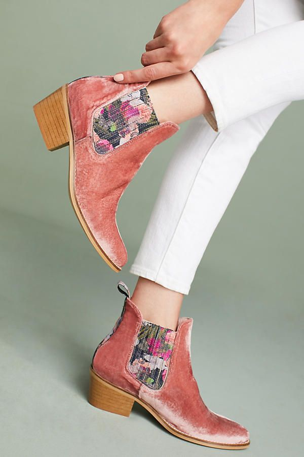 Shop our Shelly's London Tiara Chelsea Boot at Anthropologie!