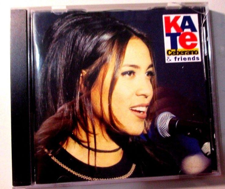 Kate Ceberano & Friends CD 13 tracks
