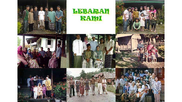 Lebaran atau dalam bahasa Mandailing Ari Rayo atau Arrayo merupakan agenda tahunan ummat Muslim di seluruh dunia dan tidak terkecuali bagi keluarga kami