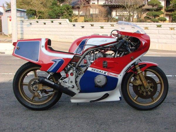 Segale Honda RCS1000