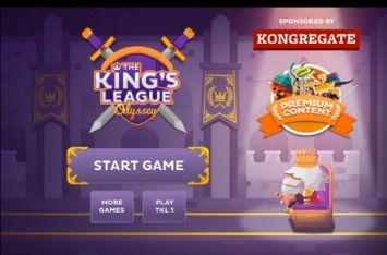 The King's League: Odyssey FREE OLD GAMES ONLINE