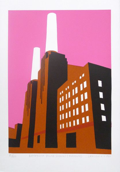 Caroline Koo - Magenta Battersea Power Station