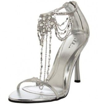 1000  ideas about Silver High Heel Shoes on Pinterest | Silver ...