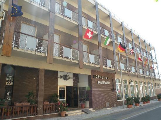 #hotel #parrini #facciata