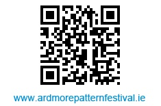 Visit our website for full festival details, the programme of events and ticketed event information. #ardmorepatternfestival #ardmore #waterford #ireland #discoverireland