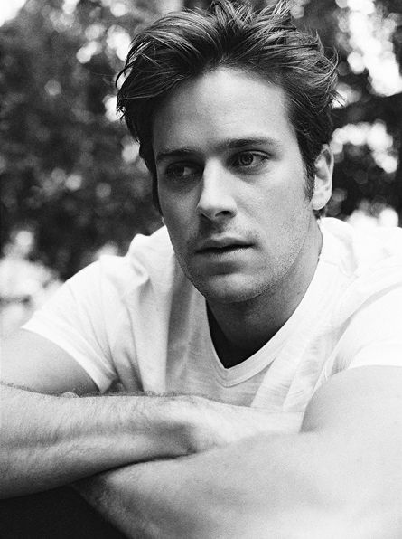 Armie Hammer! Loved him (them?) on The Social Network. And he was hilarious on Mirror Mirror. :)