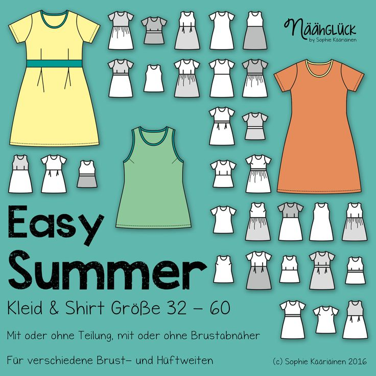 eBook Easy Summer Shirt & Kleid