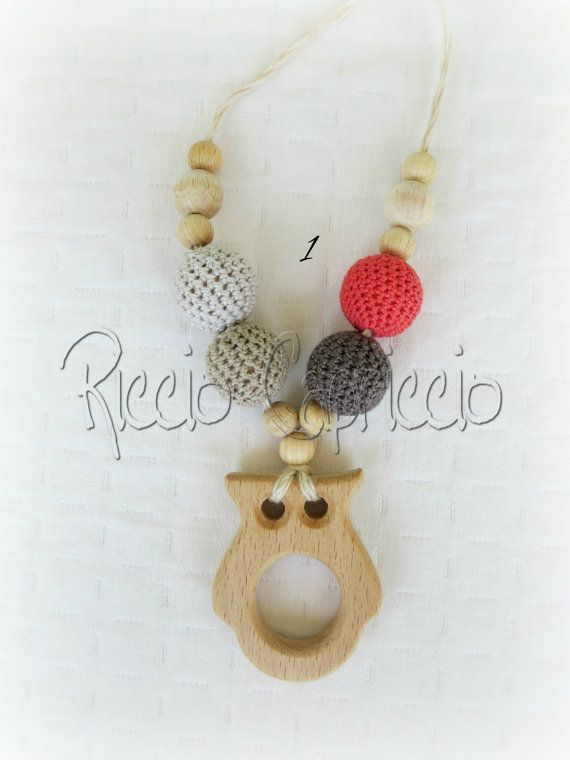 Etsy su https://www.etsy.com/it/listing/480611439/collana-per-mamme-allattamento #RiccioCapriccio #handmade #baby #babywearing #teethingnecklace  #natural #teething #teethingbabies #wood #teethingjewelry #nursingnecklace  #cotton #eco #collanaallattamento #collaneallattamento #collana #dentizione #dentizionebambini #collanadentizione #allattamento #legnonaturale #bambino #babies #legnonaturale #giocodentizione #giocoprimidentini #primidentini #toys #fattoamano #ecotoys