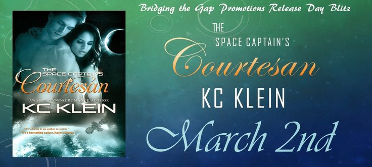 Romancing the Readers: Spotlight Tour & Giveaway: The Space Captain's Cou...