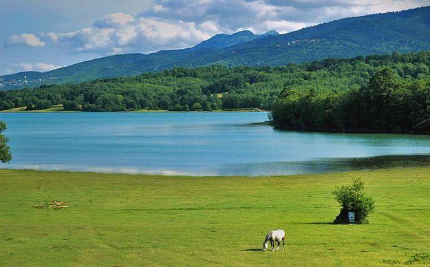 Lake Plastira / Greece
