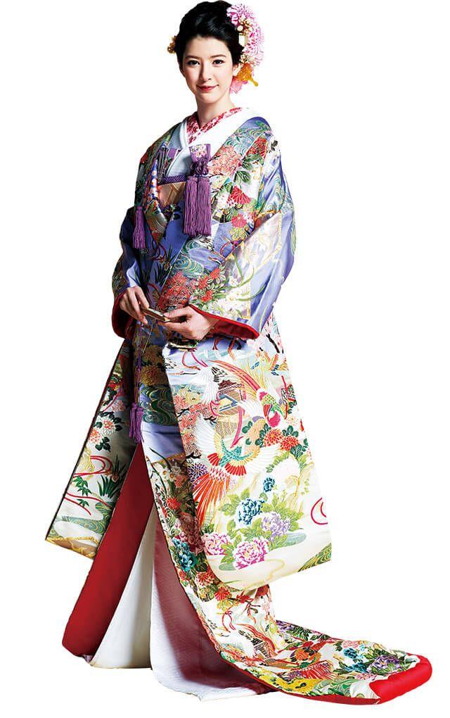 麗しき、きもの花嫁 Felice Vita × Belissima フェリーチェ ヴィータ×ベリッシマ   結婚準備に関する総合情報サイト   ザ・ウエディング