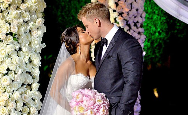 16 Things You Need To Know About Sean Lowe and Catherine Giudici's Wedding