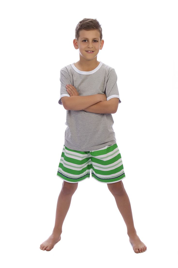 HasaKnapp Edward Boy's Summer Pyjamas