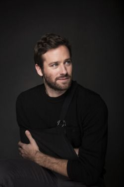 """Actor Armie Hammer poses for a portrait to promote the film, """"Call Me By Your Name"""", at the Music Lodge during the Sundance Film Festival on Monday, Jan. 23, 2017, in Park City, Utah. (Photo by Taylor Jewell/Invision/AP)."""