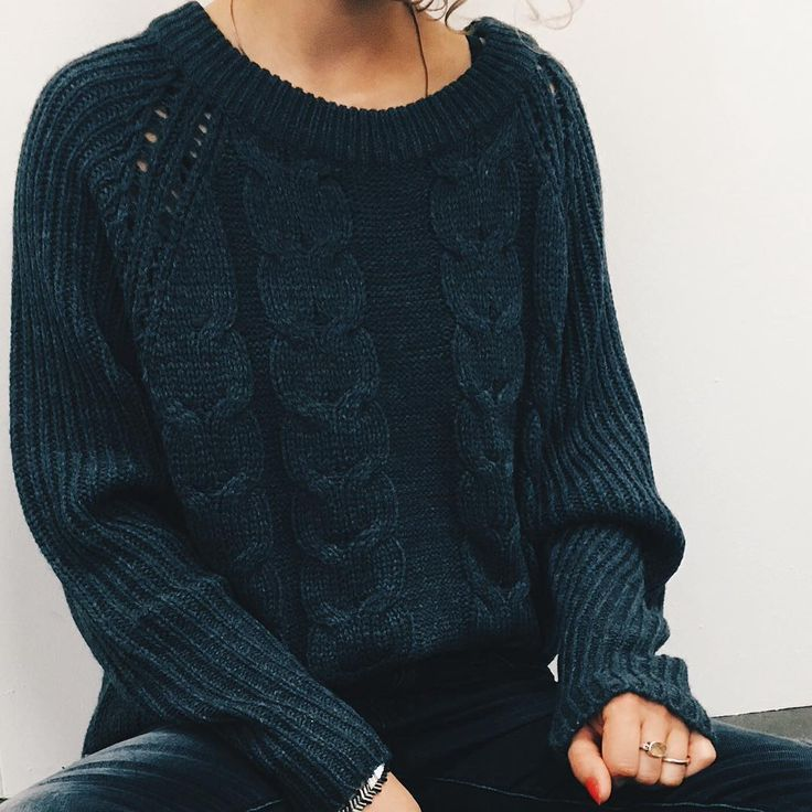 Autumn ready in this cosy Noisy may sweater.
