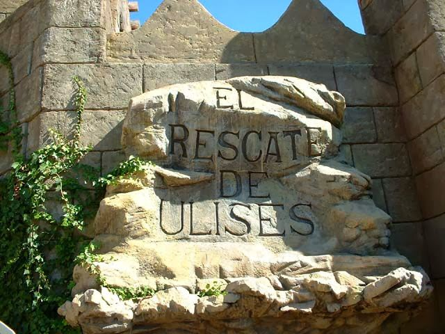 AMUSEMENT ATTRACTION! El Rescate de Ulises on-ride HD POV Terra Mitica | Jerry's Hollywoodland Amusement And Trailer Park
