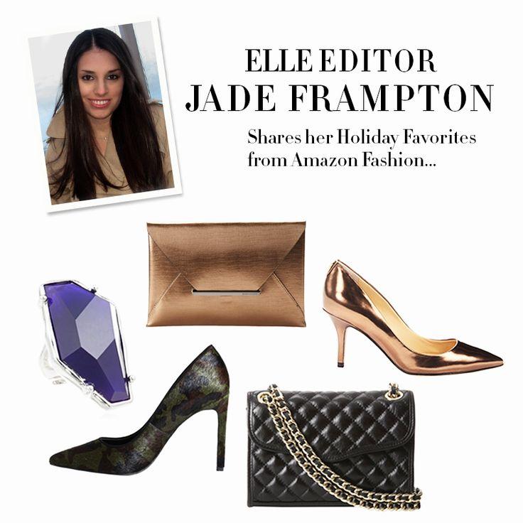 ELLE Magazine (US) Magazine (US)u0027s Fashion Editor Jade Frampton - magazine editor job description