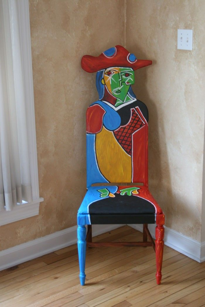 die besten 25 stuhl neu gestalten ideen auf pinterest. Black Bedroom Furniture Sets. Home Design Ideas