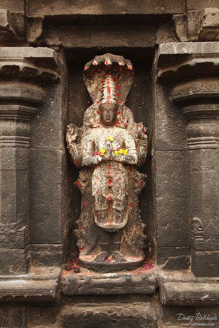 Vishnu, Arunachaleswar Temple, Tiruvannamalai, Tamil Nadu