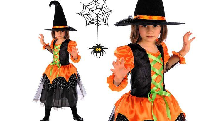 Arancione come la zucca di Halloween!