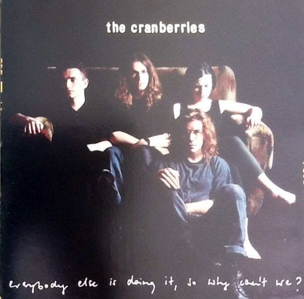 THE CRANBERRIES Island Records 1993 IMAGE FLAT Everybody Else..