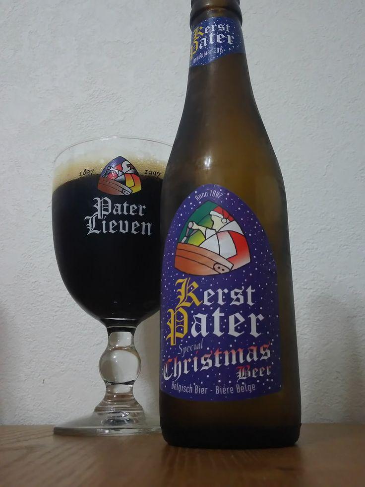 Kerstpater Kerstpater e33cl Alc.90%Vol. Brouwerij Van Den Bossche Sint-Lievensplein 16 B-9550 Sint-Lievens-Esse www.paterlieven.be