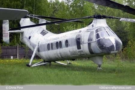Vertol 44C Ejecutivo. Visitando los EE.UU. el 15 de septiembre de 1959, el líder soviético Nikita Jruschov Secretario General, inicialmente rechazó una excursión de turismo sobre Washington, DC en helicóptero, diciendo que no le gustaba helicópteros. Eventualmente Jruschov dio un paseo en un SUH-1Z con el presidente estadounidense Dwight Eisenhower, y admiraba el helicóptero e incluso indicó que quería un poco de SHU-1Z es para su propio uso.