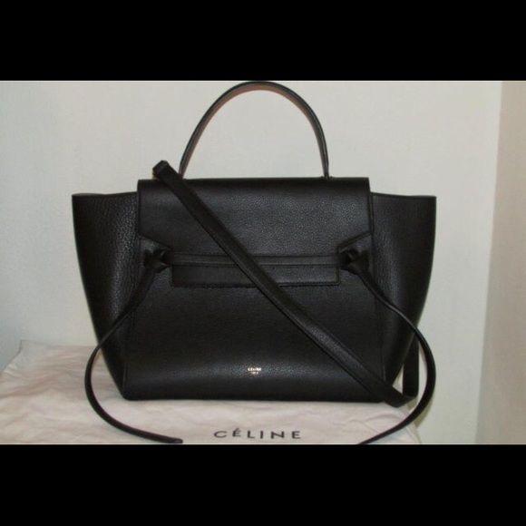 Celine mini belt bag | Belt Bags, Celine Bag and Belts