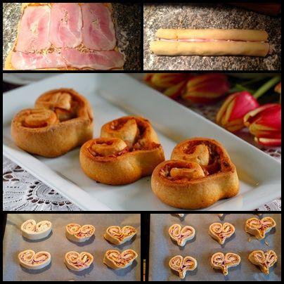 TücsökBogár konyhája: Pizzás szivek (paleo)