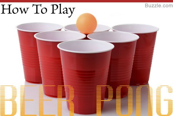 How to Play Beer Pong Game?