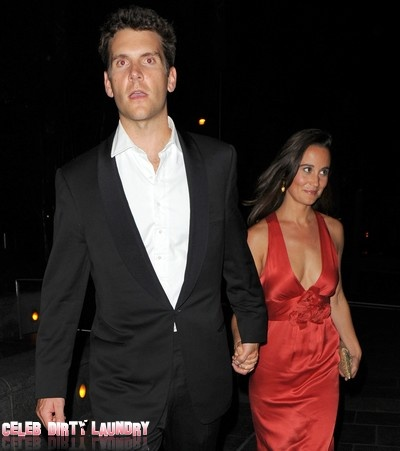 Hard-Partying Pippa Middleton Still Too Low Class For Alex Loudon's Family