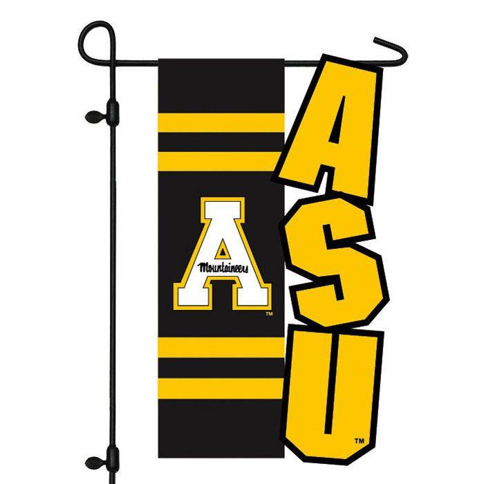 Sculpted Garden Flag Appalachian State University—Buy Now
