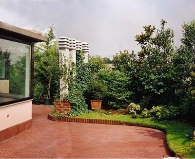 Oltre 25 fantastiche idee su giardini pensili su pinterest - Giardini sui terrazzi ...