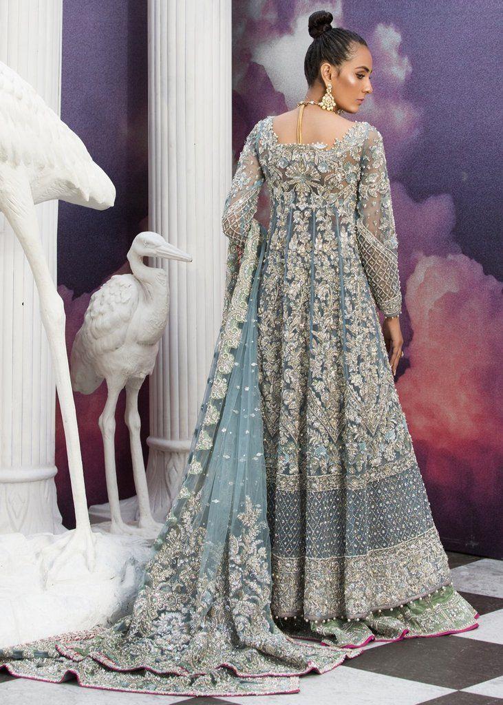 eda359f005b Saira Shakira Bridal Collection 2019 - PK Vogue  bridaldress  weddingdress   pakistanibridal  Pakistani…