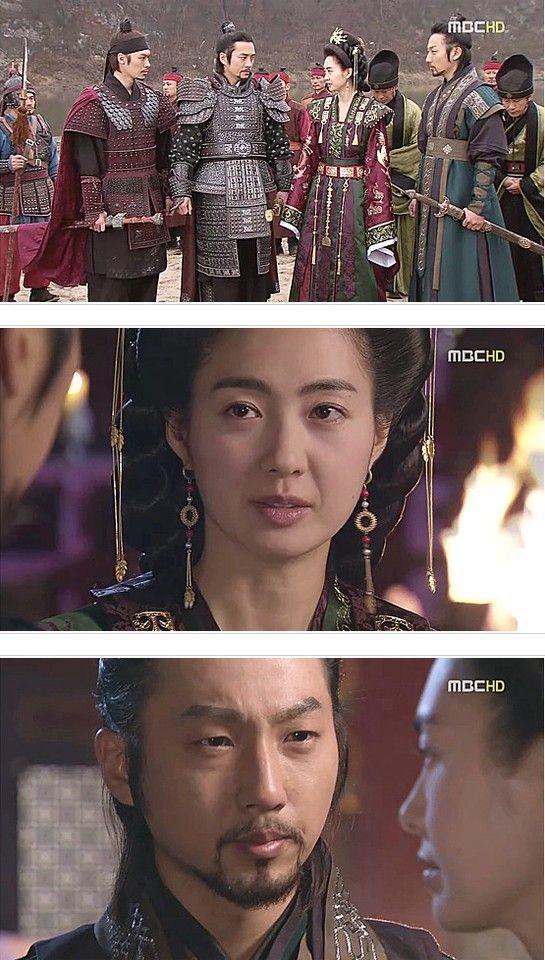 Queen Seon-deok (선덕여왕) Korean - Drama - Episode 59