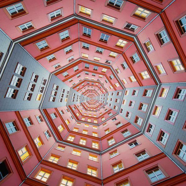 Dizzy Architecture Views By Markus Studtmann